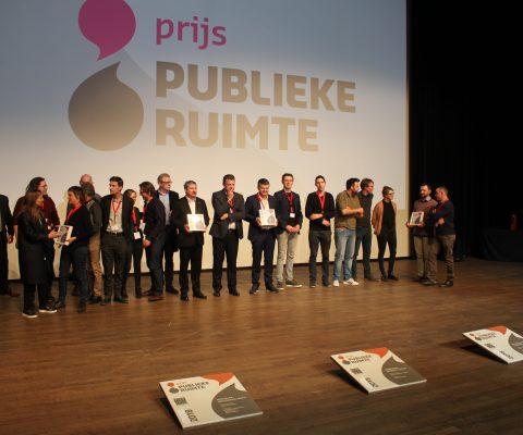 Wie wint de Prijs Publieke Ruimte 2019?