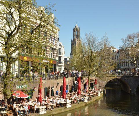 Voetgangersbeleidsplan Utrecht