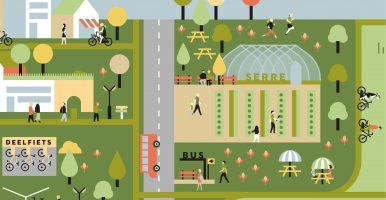 Workshop: gezonde publieke ruimte + demo's