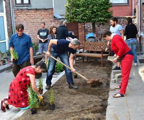 Groene straten: naar een permanent nieuwe inrichting