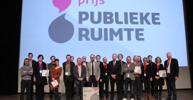 Wie wint de Prijs Publieke Ruimte 2020?