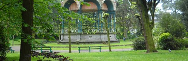 Natuurvriendelijk beheer in een historisch park (wandeling)