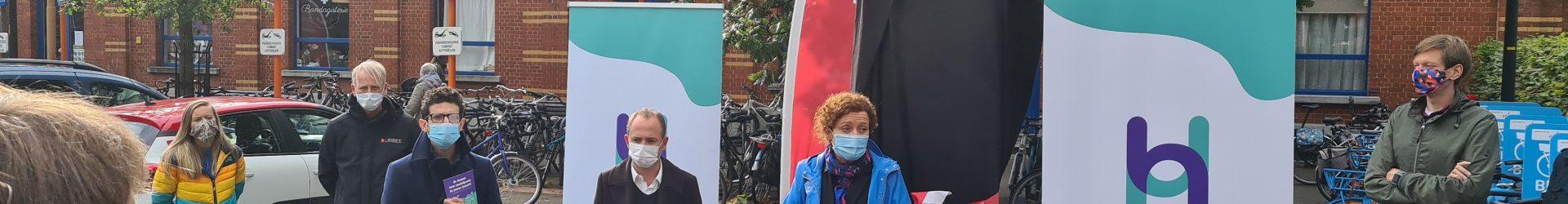 Mobipunten in Vlaanderen: kansen voor een kwalitatieve herinrichting van de publieke ruimte