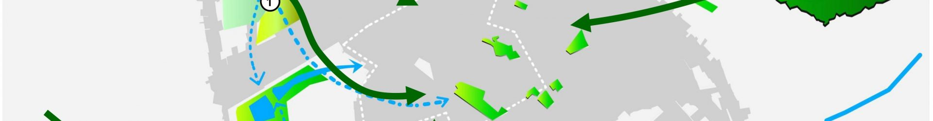 Groenklimaatassen en groene lobben